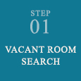 the vacant room search