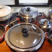 The cookware