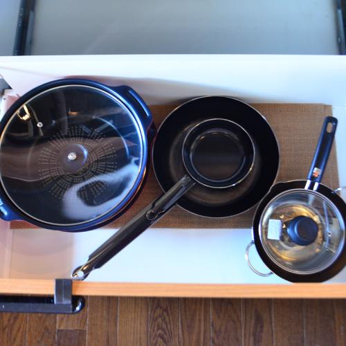 調理器具なべ