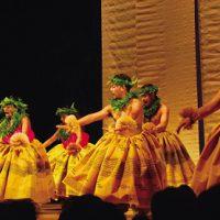 全国大会フラダンス